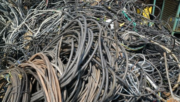 cable recycling